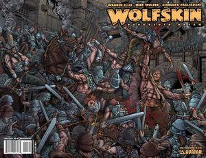 WOLFSKIN HUNDREDTH DREAM (2010) #1-6 WRAP