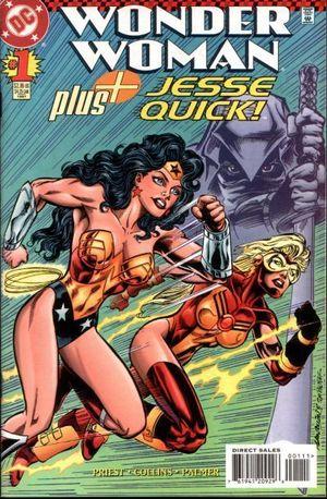 WONDER WOMAN PLUS (1997) #1