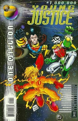 YOUNG JUSTICE ONE MILLION (1998) #1