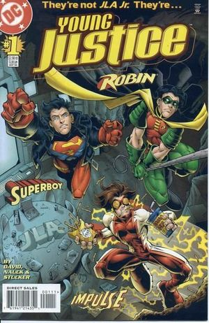 YOUNG JUSTICE (1998) #1