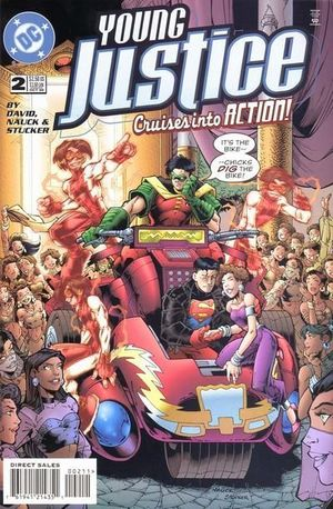 YOUNG JUSTICE (1998) #2