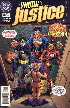 YOUNG JUSTICE (1998) #3