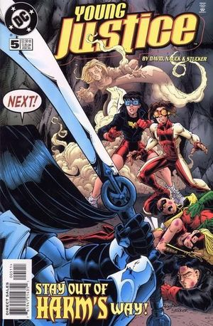 YOUNG JUSTICE (1998) #5
