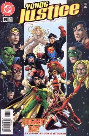 YOUNG JUSTICE (1998) #6