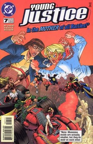 YOUNG JUSTICE (1998) #7