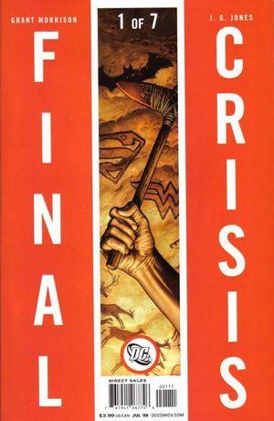 FINAL CRISIS (2008) #1