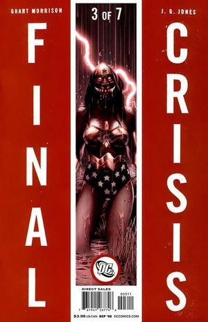 FINAL CRISIS (2008) #3