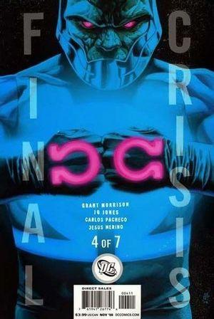 FINAL CRISIS (2008) #4B