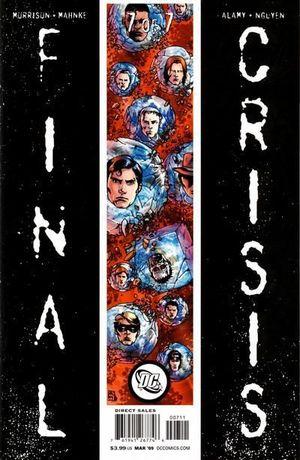 FINAL CRISIS (2008) #7