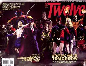 TWELVE (2007 MARVEL) #1