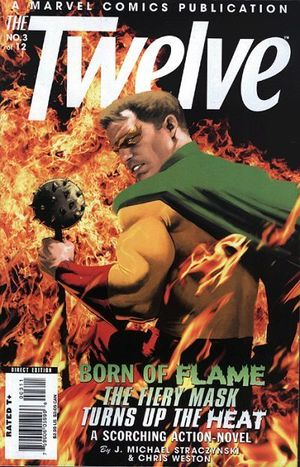 TWELVE (2007 MARVEL) #3