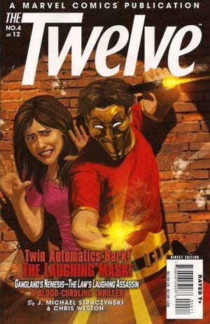 TWELVE (2007 MARVEL) #4