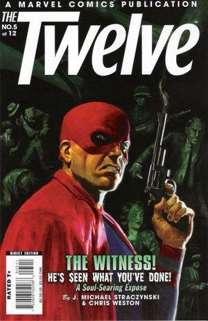 TWELVE (2007 MARVEL) #5