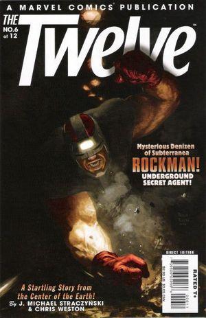 TWELVE (2007 MARVEL) #6
