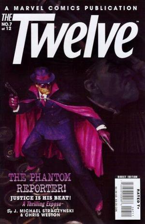 TWELVE (2007 MARVEL) #7