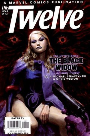 TWELVE (2007 MARVEL) #8