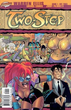 TWO-STEP (2004) #1-3