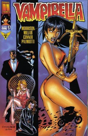 VAMPIRELLA MONTHLY (1997) #3