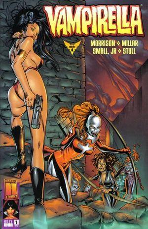 VAMPIRELLA MONTHLY (1997) #4B