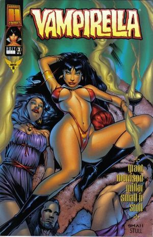 VAMPIRELLA MONTHLY (1997) #6
