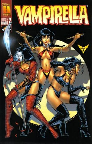 VAMPIRELLA MONTHLY (1997) #8
