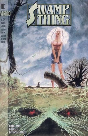 SWAMP THING (1982 2ND SERIES) #134