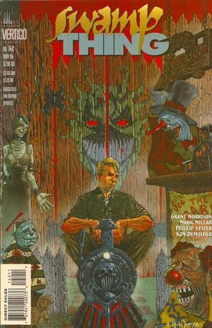 SWAMP THING (1982 2ND SERIES) #142