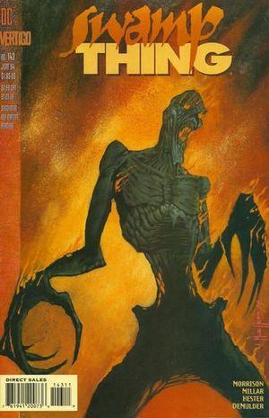 SWAMP THING (1982 2ND SERIES) #143