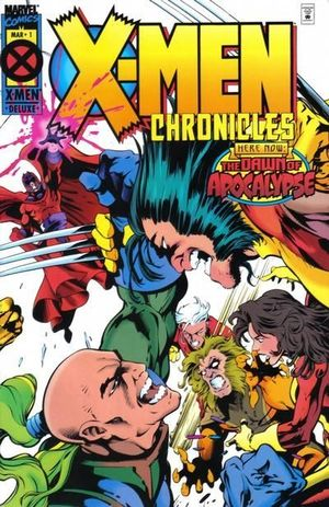 X-MEN CHRONICLES (1995) #1-2