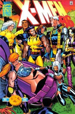 X-MEN ANNUAL (1991 1ST SERIES)  #1992