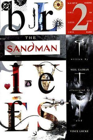 SANDMAN (1989 2ND SERIES) #42