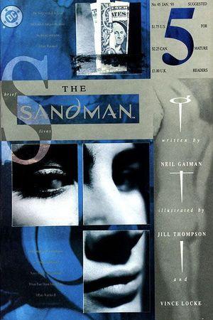 SANDMAN (1989 2ND SERIES) #45
