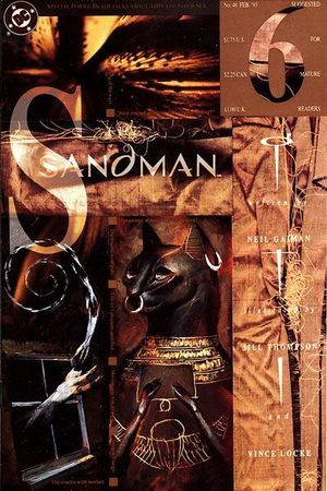 SANDMAN (1989 2ND SERIES) #46