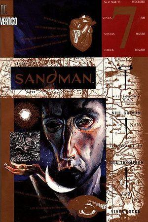 SANDMAN (1989 2ND SERIES) #47