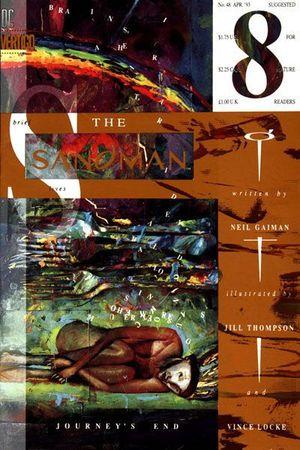 SANDMAN (1989 2ND SERIES) #48
