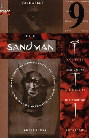 SANDMAN (1989 2ND SERIES) #49