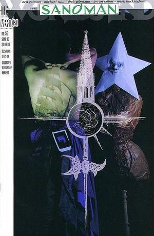 SANDMAN (1989 2ND SERIES) #53