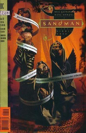 SANDMAN (1989 2ND SERIES) #57