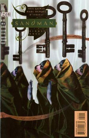 SANDMAN (1989 2ND SERIES) #60