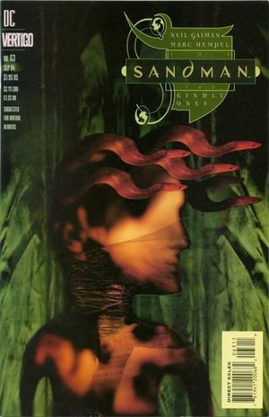 SANDMAN (1989 2ND SERIES) #63