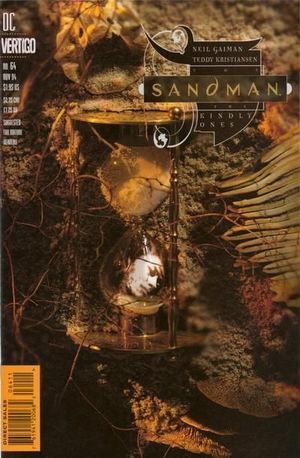 SANDMAN (1989 2ND SERIES) #64