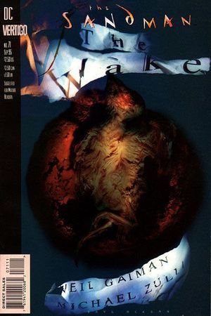 SANDMAN (1989 2ND SERIES) #71