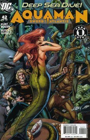 AQUAMAN SWORD OF ATLANTIS (2006) #42