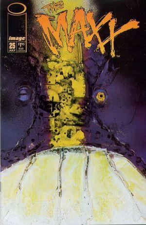 MAXX (1993) #25