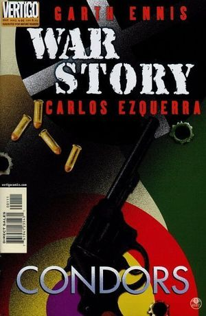 WAR STORY CONDORS (2003) #1