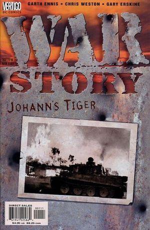 WAR STORY JOHANN'S TIGER (2001) #1