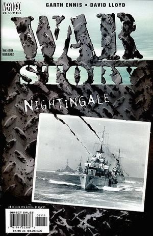 WAR STORY NIGHTINGALE (2002) #1