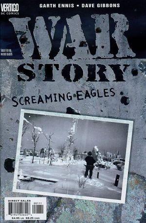 WAR STORY SCREAMING EAGLES (2002) #1