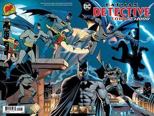 DETECTIVE COMICS (2016) #1000 JUR