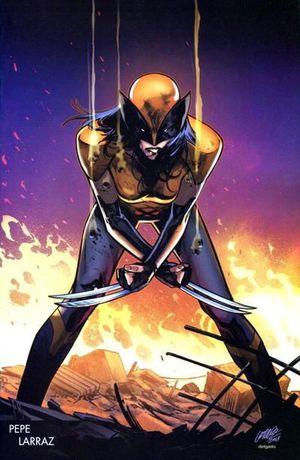 X-MEN RED (2018) #1 LARRAZ
